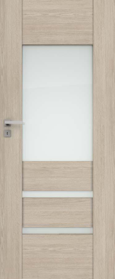 Rámové dveře ve folii
