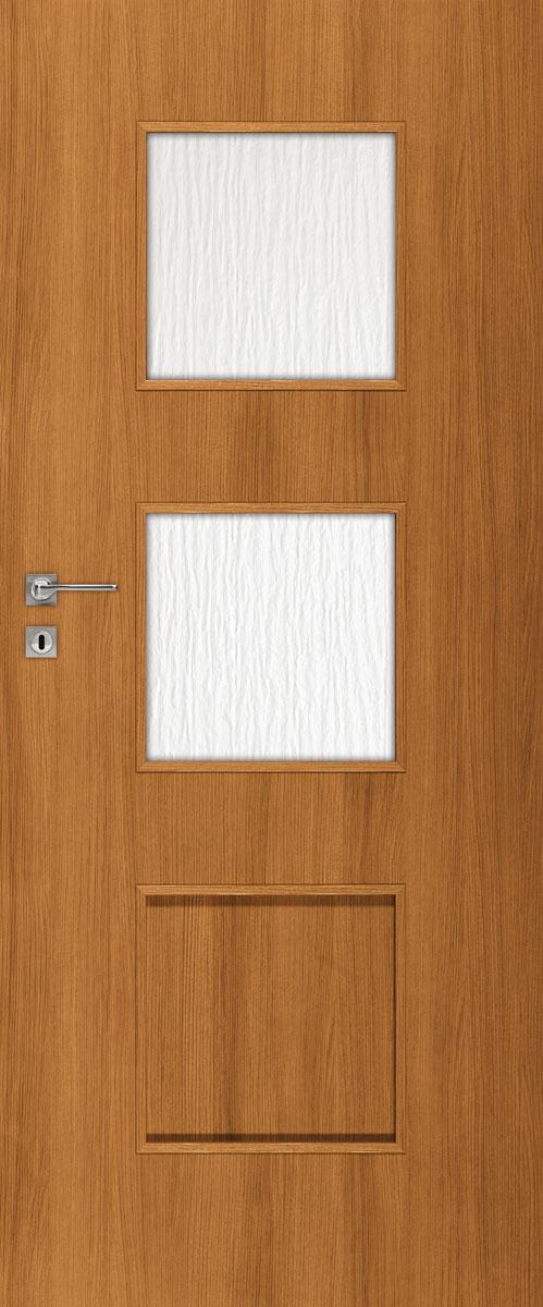 Deskové dveře ve folii a v laminátu CPL
