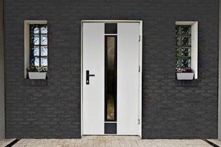Vchodové dveře venkovní