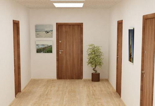 Vchodové dveře vnitřní