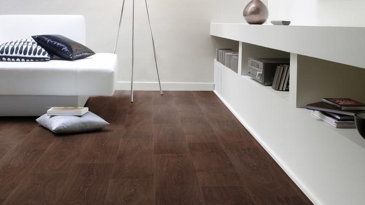 Vinylové podlahy dílce čtvercové