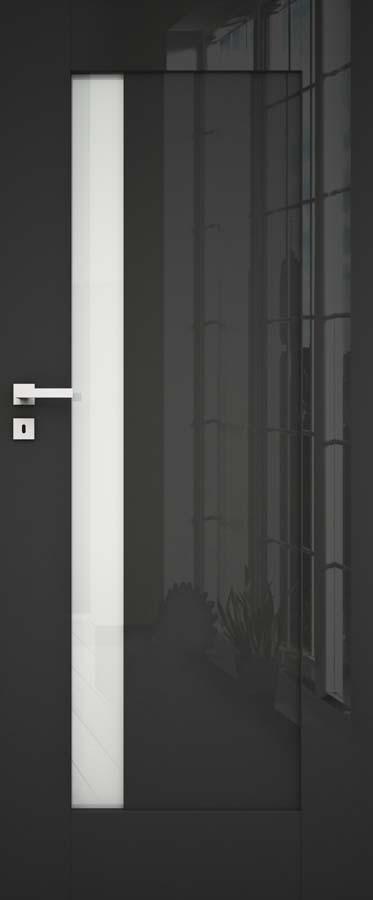 Dveře LESKLÉ a MATNÉ