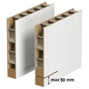 Vložit lat do konstrukce - zkrácení max. o 5 cm