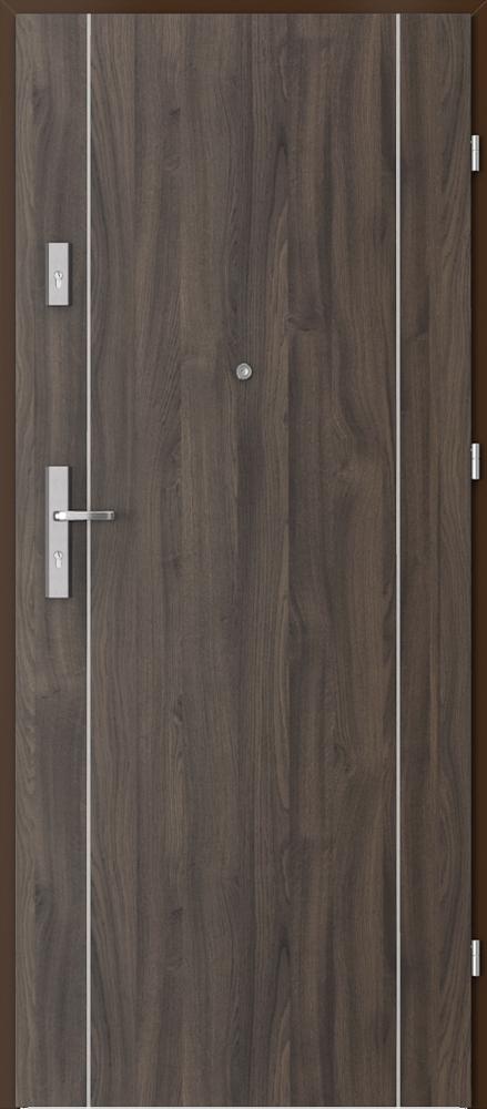 Intarsie 1 - na jednu stranu dveří