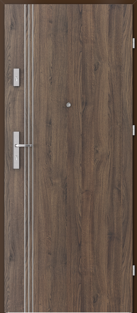 Intarsie 3 - na jednu stranu dveří