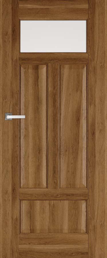 Interiérové dveře DRE Nestor 4 - AKCE KLIKA ZDARMA