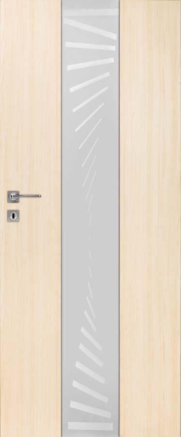 Interiérové dveře DRE Vetro B4