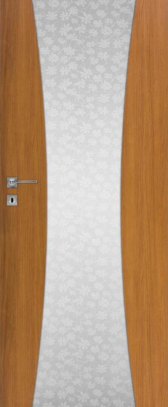 Interiérové dveře DRE Vetro C5
