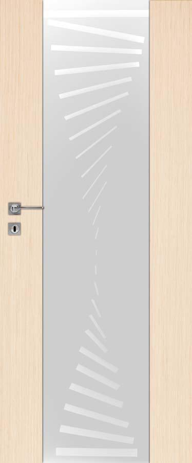 Interiérové dveře DRE Vetro natura A4