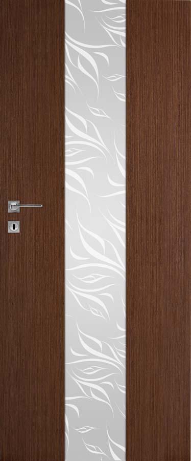 Interiérové dveře DRE Vetro natura B15