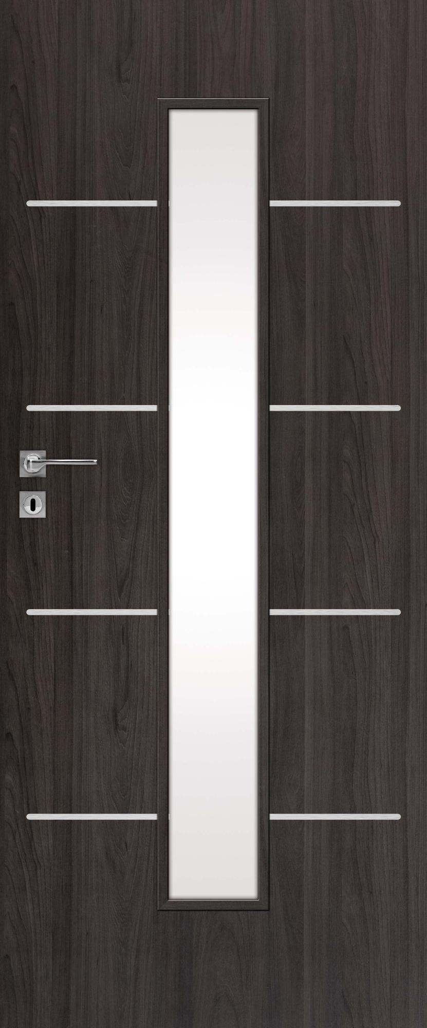 Interiérové dveře DRE Galeria Alu 21