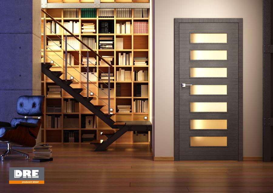 Interiérové dveře DRE Plus 50