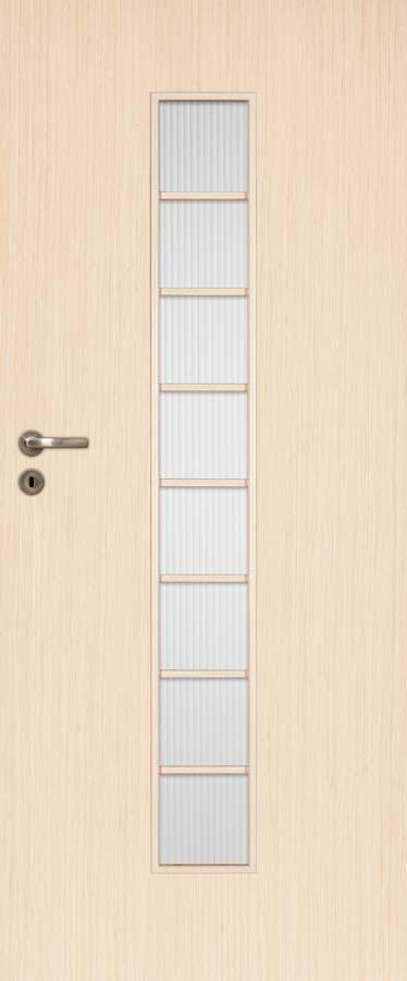 Interiérové dveře DRE Standard natura 40s