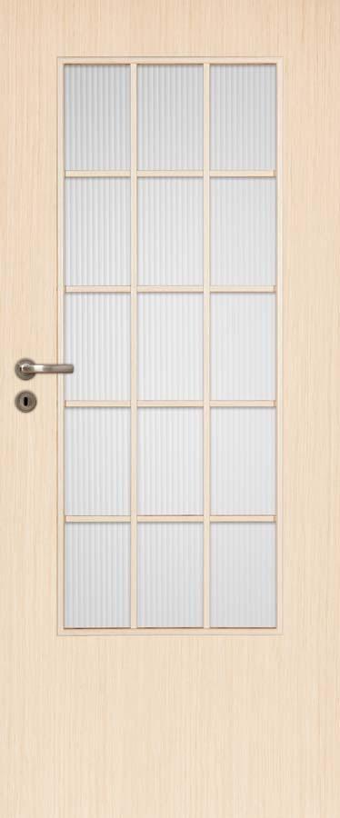 Interiérové dveře DRE Standard natura 30s