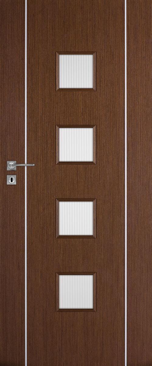 Interiérové dveře DRE Galerie natura ALU 13