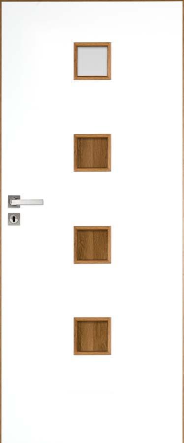 Interiérové dveře DRE Duo 50
