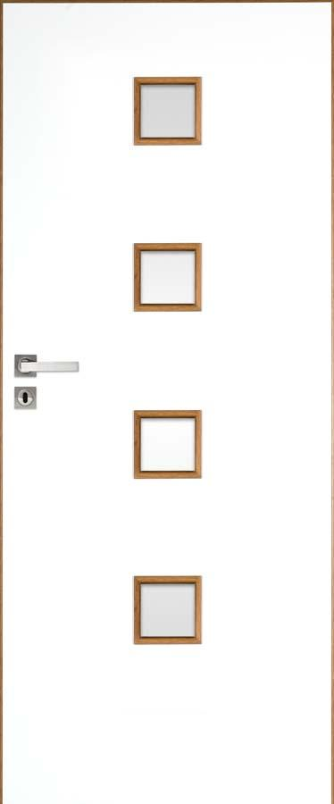 Interiérové dveře DRE Duo 70