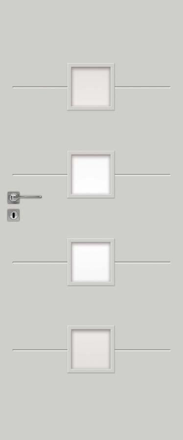 Interiérové dveře DRE Binito 23