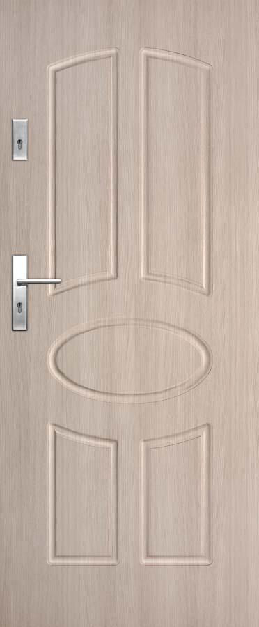Vchodové dveře do bytu DRE Solid 10