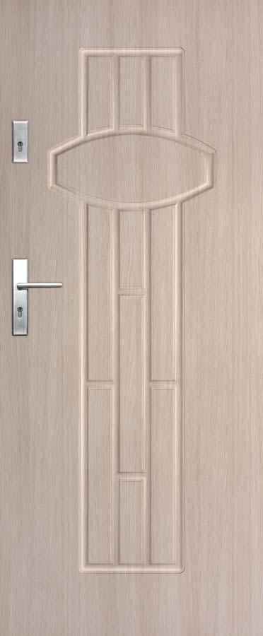 Vchodové dveře do bytu DRE Solid 11