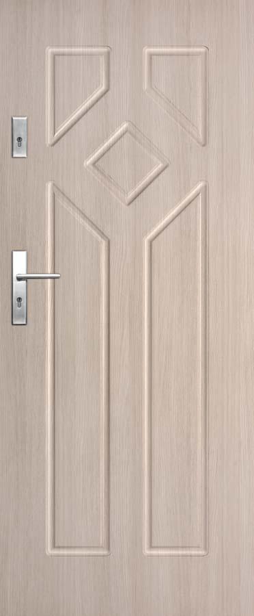 Vchodové dveře do bytu DRE Solid 16