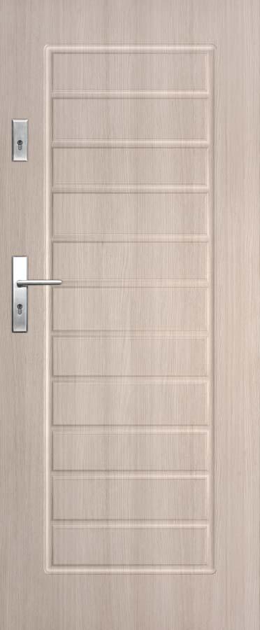 Vchodové dveře do bytu DRE Solid 18
