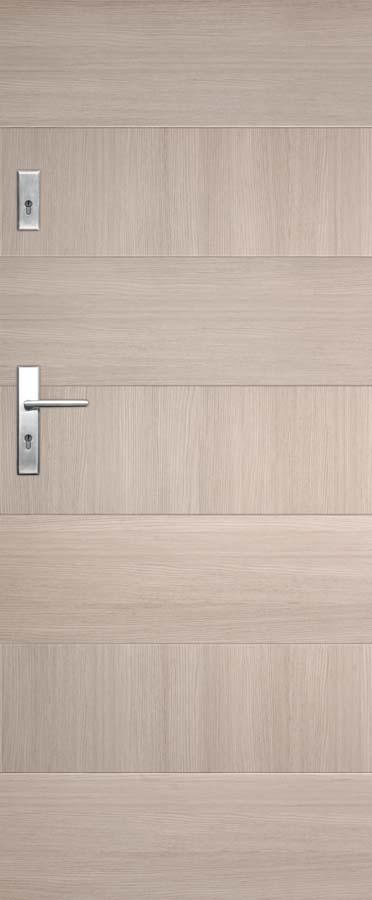 Vchodové dveře do bytu DRE Solid 19