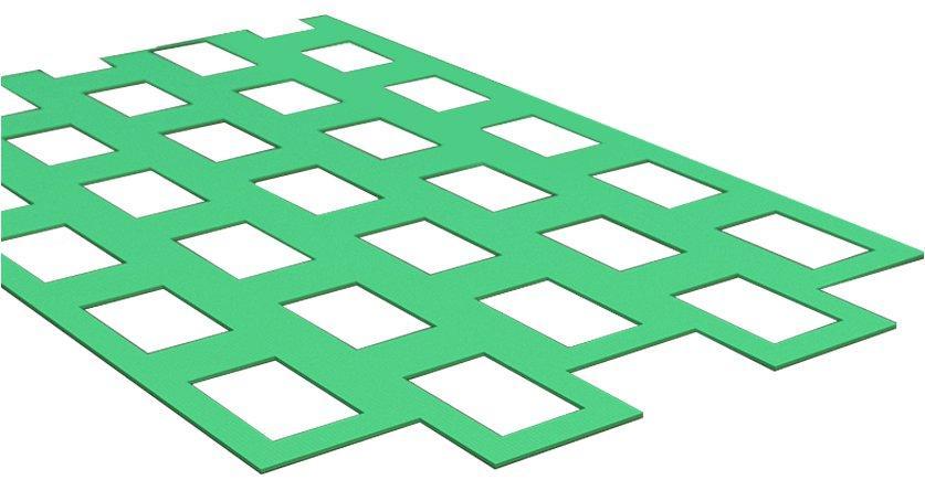 Podložka pod podlahu THERMO BASE XPS 2,5mm
