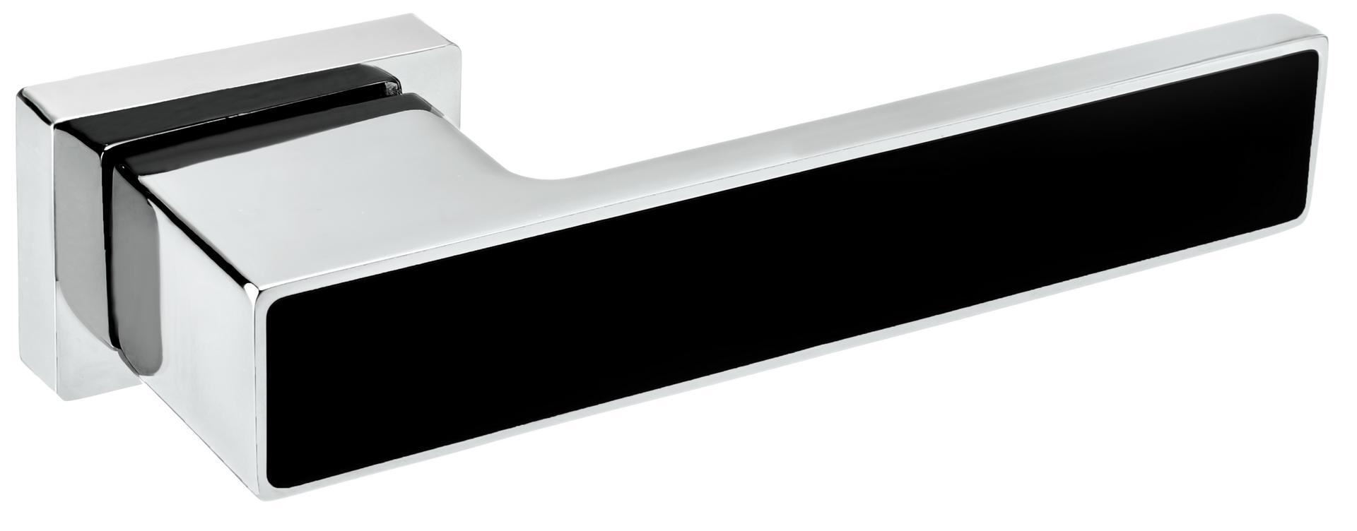 Roothkin ROYAL VR1 Chrom lesklý/matná černá RAL 9005
