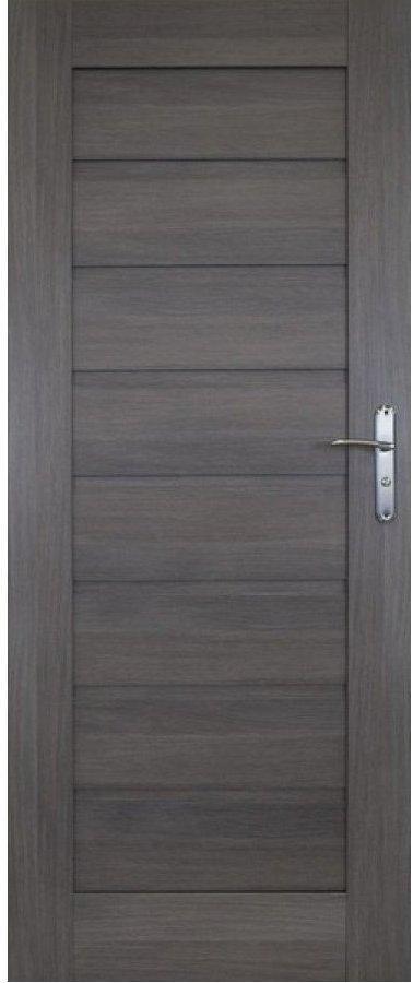Rámové dveře Windoor MINORIS ALU plné