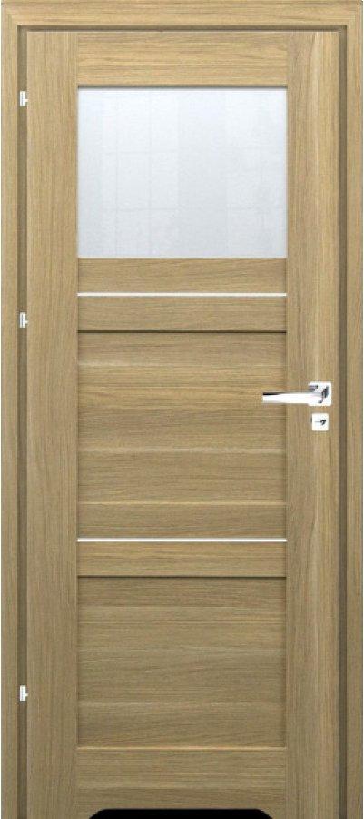 Rámové dveře Windoor TRE ALU WC
