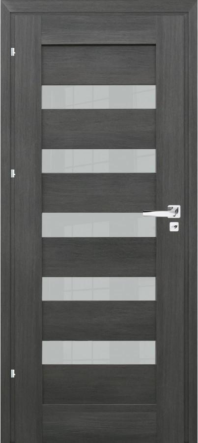 Rámové dveře Windoor CREDIS pokojové