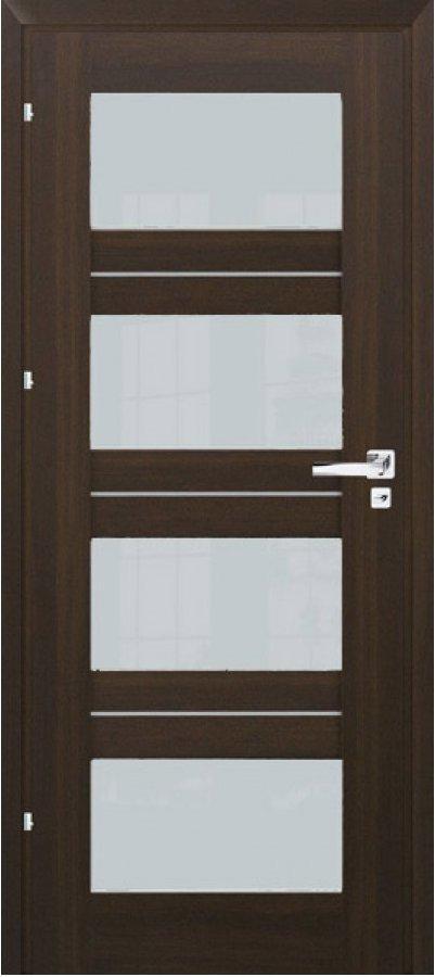 Rámové dveře Windoor SYRIUSZ ALU pokojové