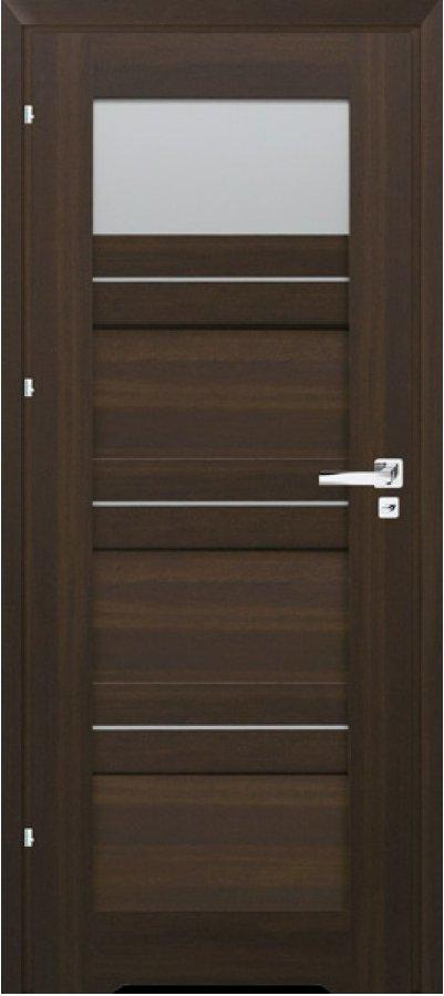 Rámové dveře Windoor SYRIUSZ ALU WC