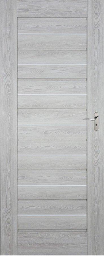Rámové dveře Windoor PRIM ALU plné