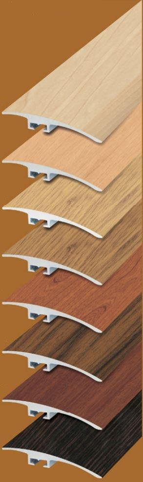 Přechodový profil FERO-FLEX plochý 7-22mm délka 2,5m