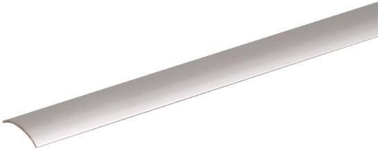 """Přechodový profil """"MIDI"""" 30x3,4mm DURAL-ELOX samolepící délka 1m"""