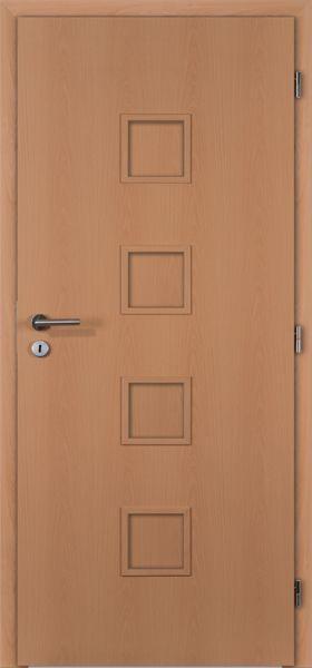 Interiérové dveře Masonite Quadra plné