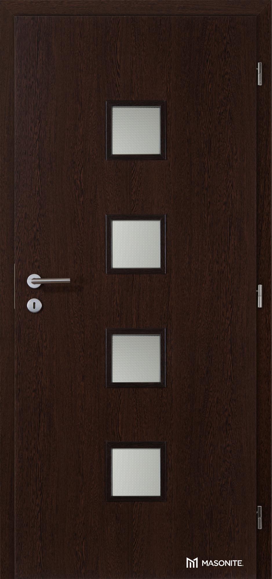 Interiérové dveře Masonite Quadra