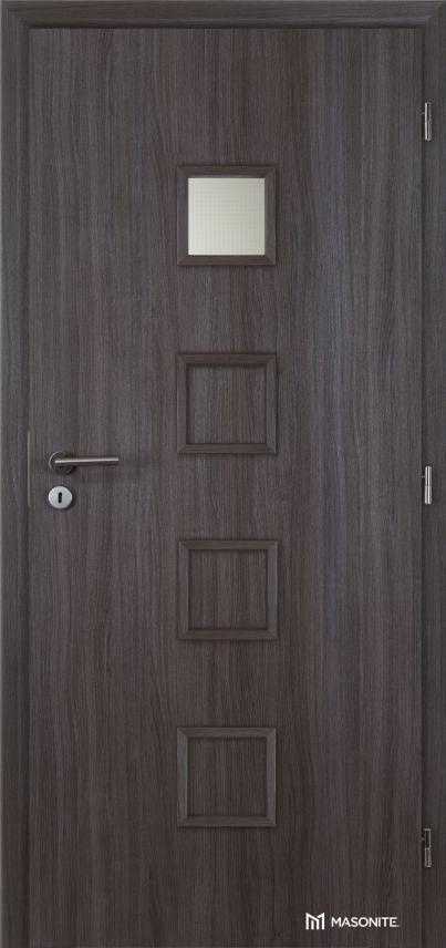 Interiérové dveře Masonite Quadra 1
