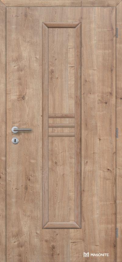 Interiérové dveře Masonite Stripe plné