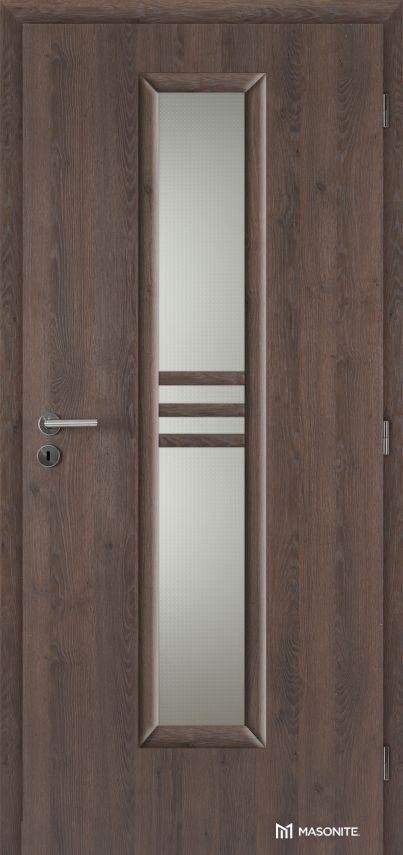 Interiérové dveře Masonite Stripe