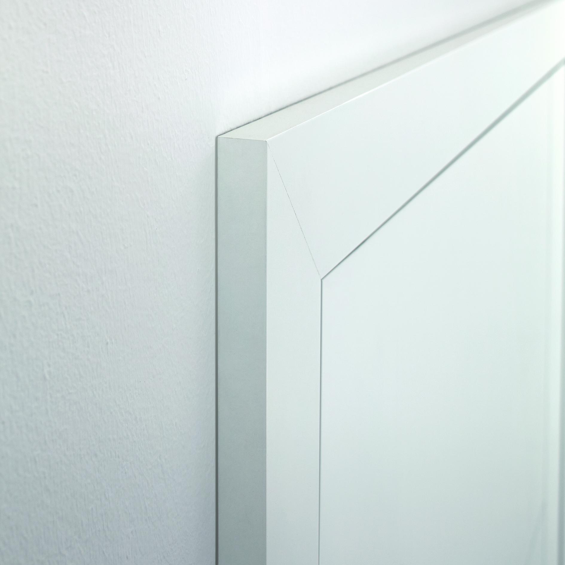 Vendula - Interiérové dveře, bezfalcové, plné, hladké, bílé 2100