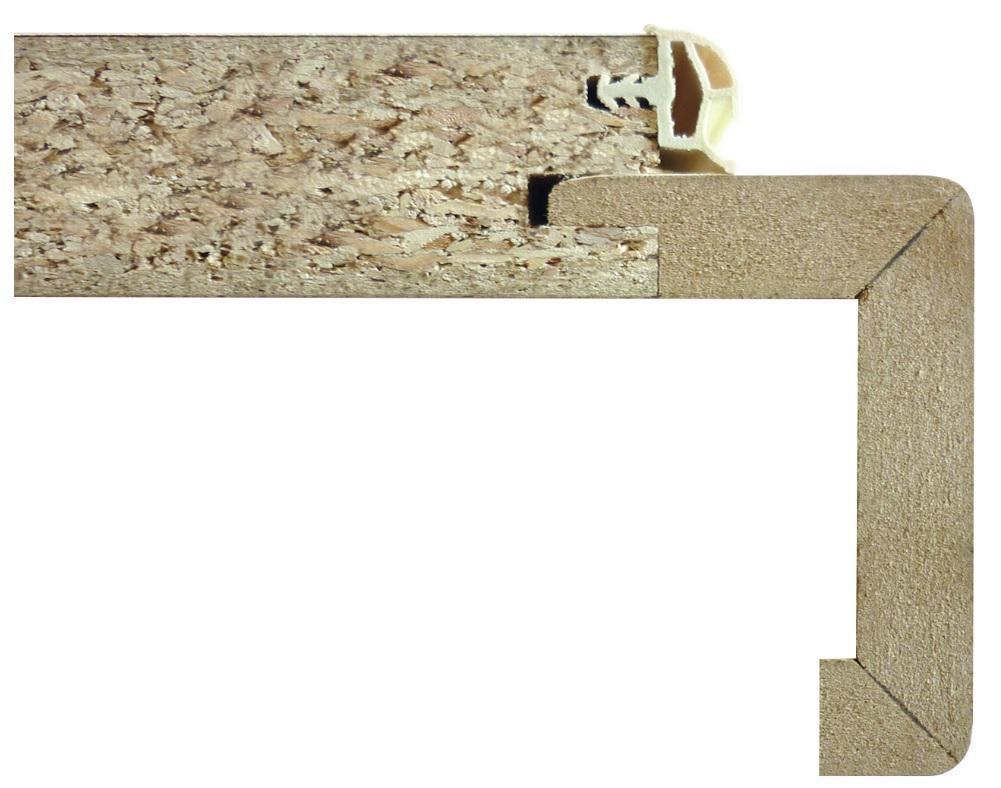 Obložkové zárubně  Duradecor Bílý lak