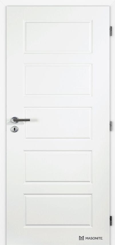 Interiérové dveře Masonite - Oregon plné