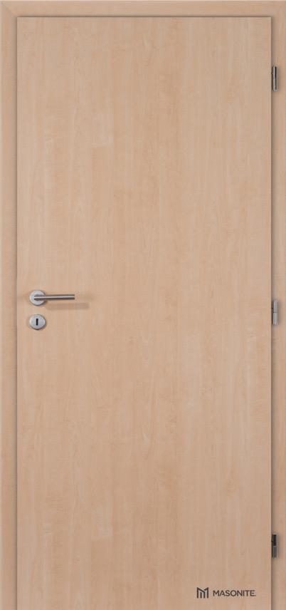 Interiérové KLIMA dveře Masonite - plné