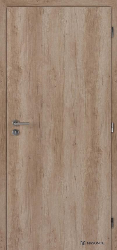 Vchodové vnitřní bezpečnostní dveře Masonite RC2 (B2), EI 30