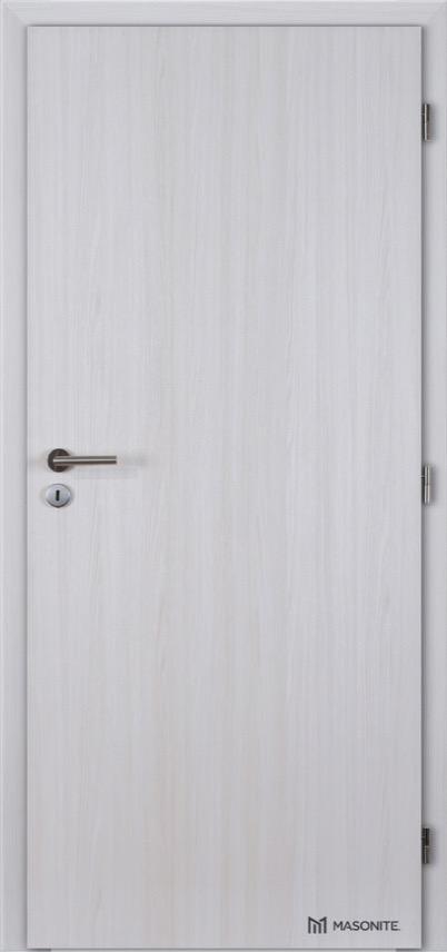 Vchodové vnitřní Akustické bezpečnostní dveře Masonite RC2 (B2), EI 30, 34 dB