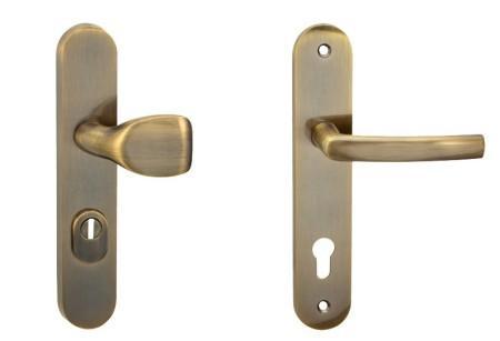 Cobra - ochranné kování - C101+ - OFS - bronz česaný