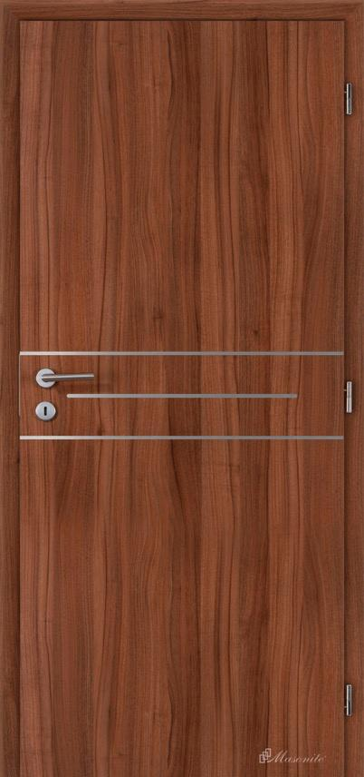 MASONITE - interiérové dveře ALU III